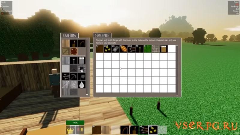 Colony Survival screen 2