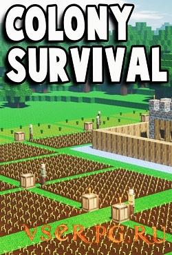 Постер игры Colony Survival