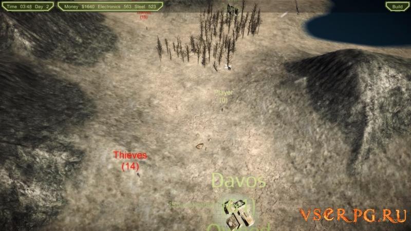 Empire of the Fallen Steel screen 3