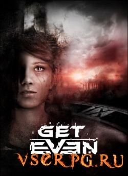Постер игры Get Even