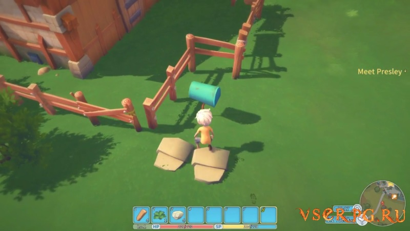 My Time At Portia screen 1