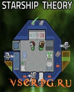 Постер игры Starship Theory
