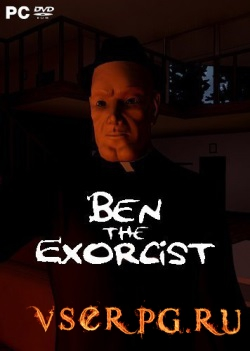 Постер игры Ben the Exorcist