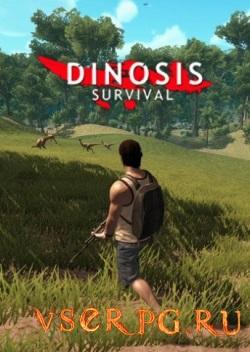 Постер игры Dinosis Survival