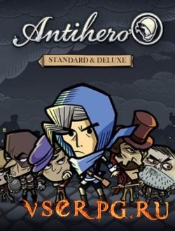 Постер игры Antihero