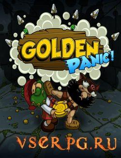 Постер игры Golden Panic
