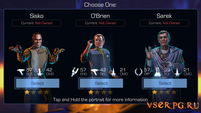 Star Trek Timelines screen 2