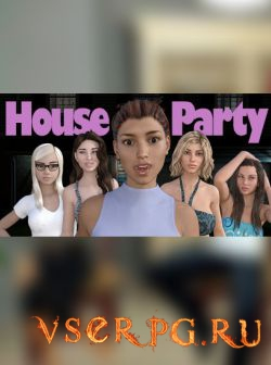 Постер игры House Party