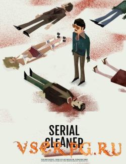 Постер игры Serial Cleaner