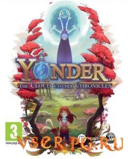 Постер игры Yonder: The Cloud Catcher Chronicles
