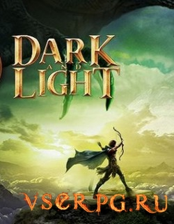 Постер игры Dark and Light