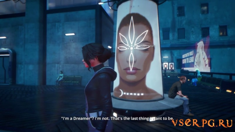 Dreamfall Chapters screen 1