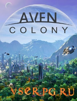 Постер игры Aven Colony