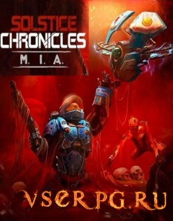Постер игры Solstice Chronicles MIA