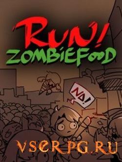 Постер игры Run!ZombieFood!