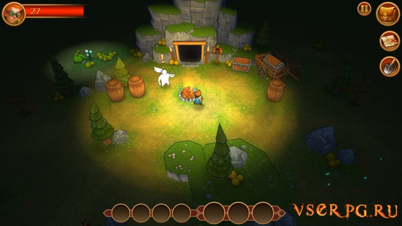 Quest Hunter screen 1