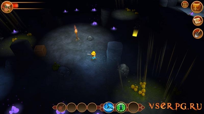Quest Hunter screen 2
