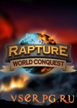 Постер игры Rapture World Conquest