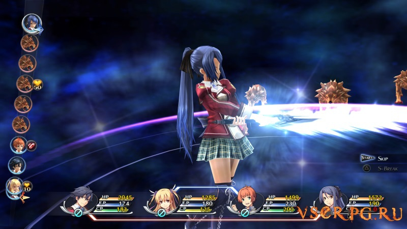 The Legend of Heroes: Trails of Cold Steel screen 3