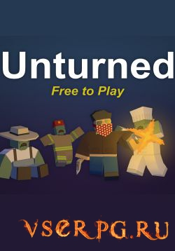 Постер игры Unturned