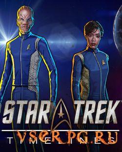 Постер игры Star Trek Timelines