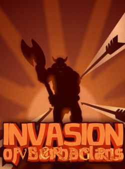 Постер игры Invasion of Barbarians
