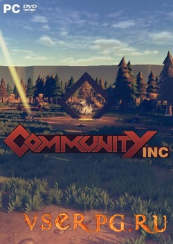 Постер игры Community Inc