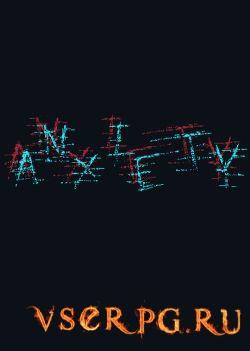 Постер игры Anxiety