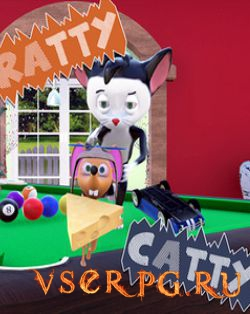 Постер игры Ratty Catty