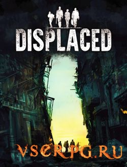 Постер игры Displaced