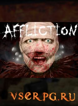 Постер игры Affliction