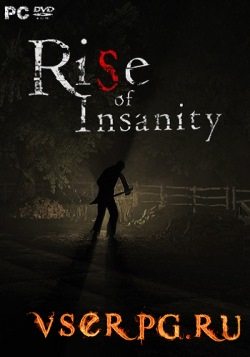Постер игры Rise of Insanity