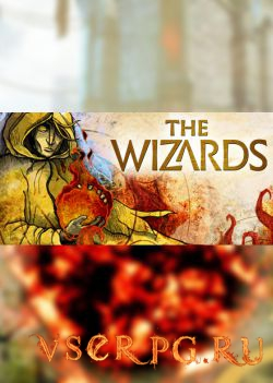 Постер игры The Wizards (2017)