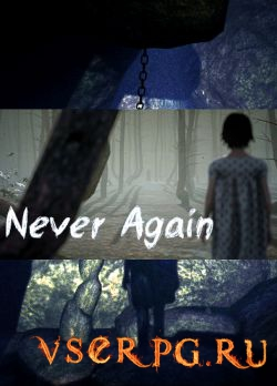 Постер игры Never Again