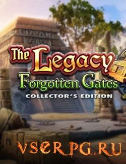 Постер игры The Legacy Forgotten Gates / Наследие: Утраченные врата