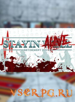 Постер игры Stayin' Alive