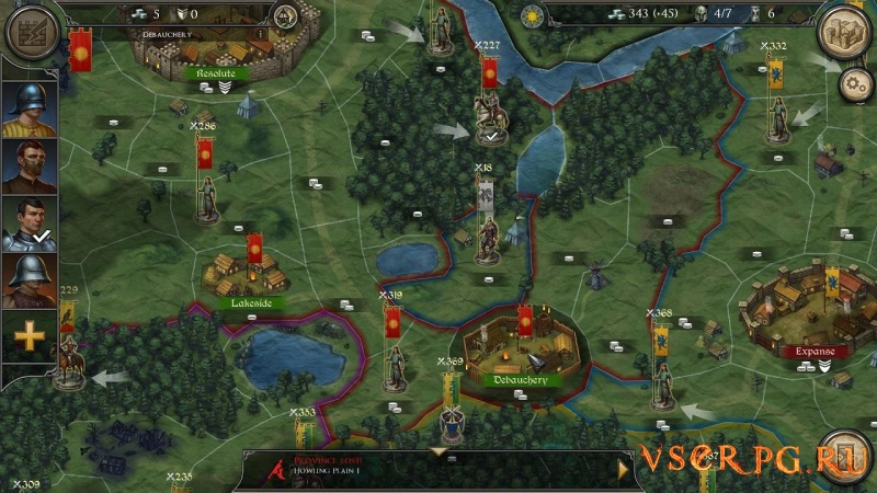 Strategy & Tactics: Dark Ages screen 1