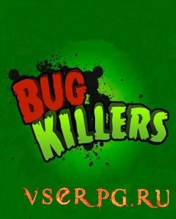 Постер игры Bug Killers