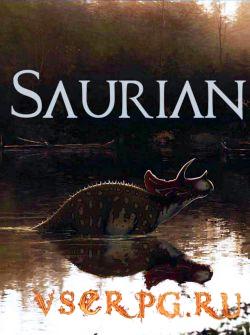 Постер игры Saurian