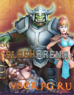 Постер игры Slash Arena Online