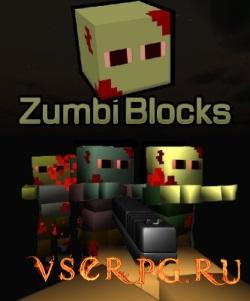 Постер игры Zumbi Blocks