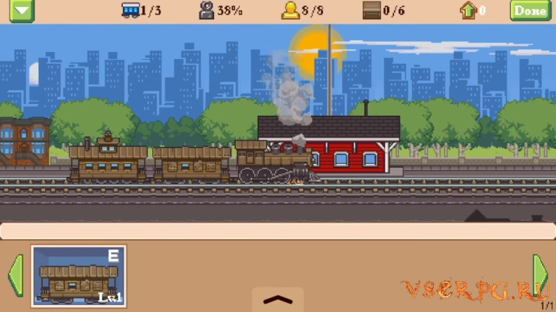 Tiny Rails screen 2