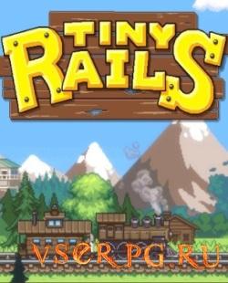 Постер игры Tiny Rails
