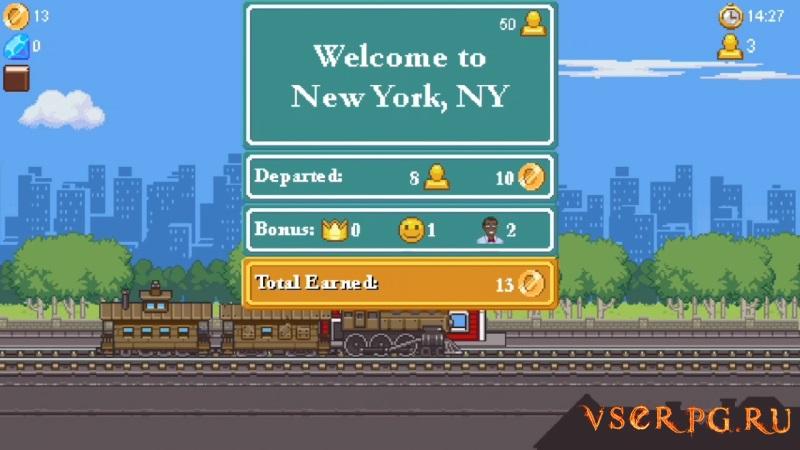 Tiny Rails screen 3