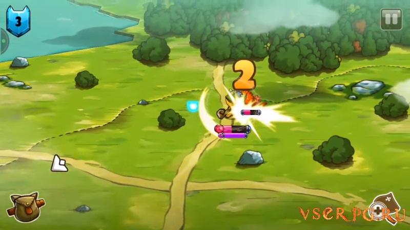 Cat Quest screen 3