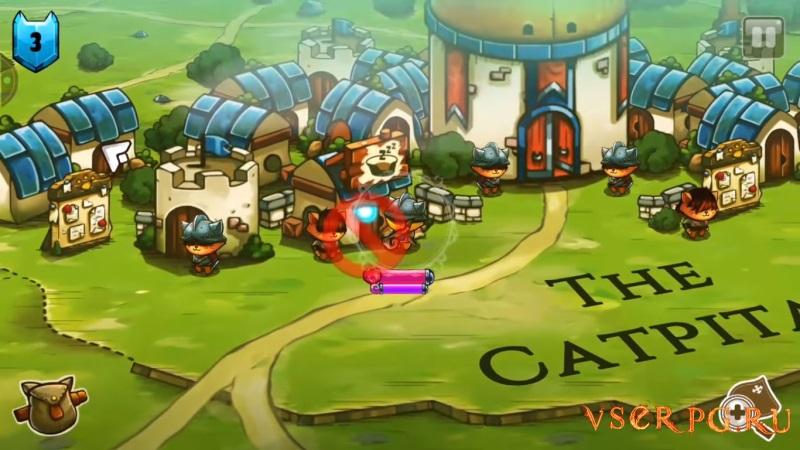 Cat Quest screen 2
