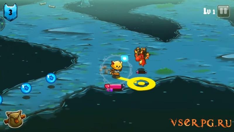 Cat Quest screen 1