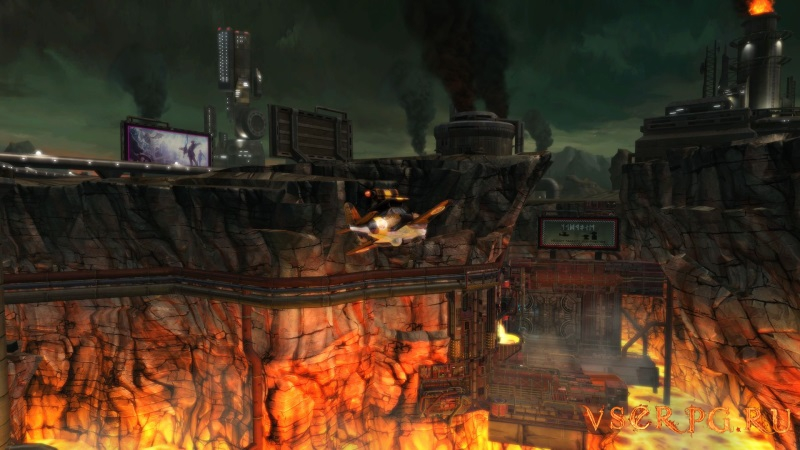 Sine Mora EX screen 2