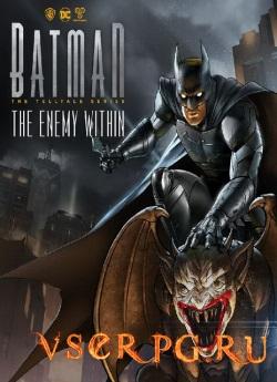 Постер игры Batman: The Enemy Within - The Telltale Series