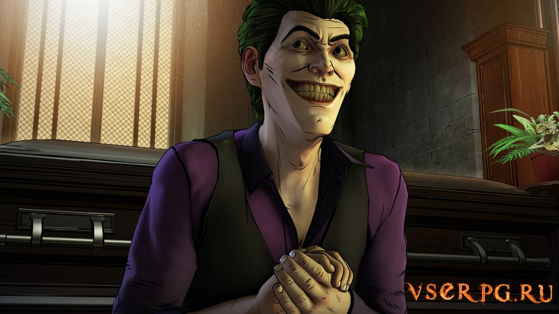 Batman: The Enemy Within - The Telltale Series screen 2